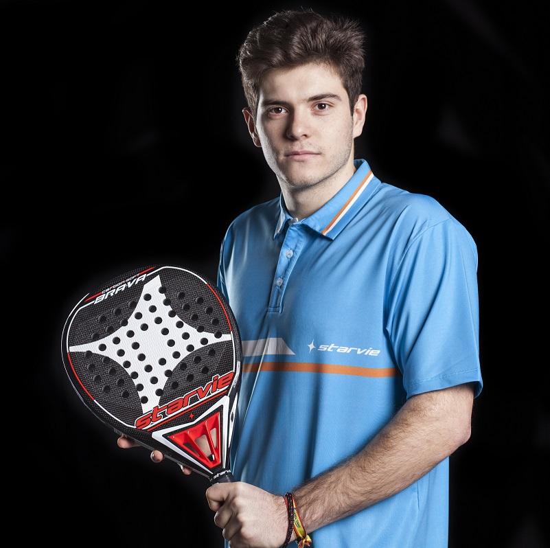 Javier Gonzalez Barahona jugador StarVie