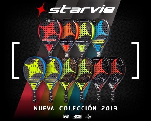 4449bc667 Nueva colección de palas de pádel StarVie 2019 - starvie