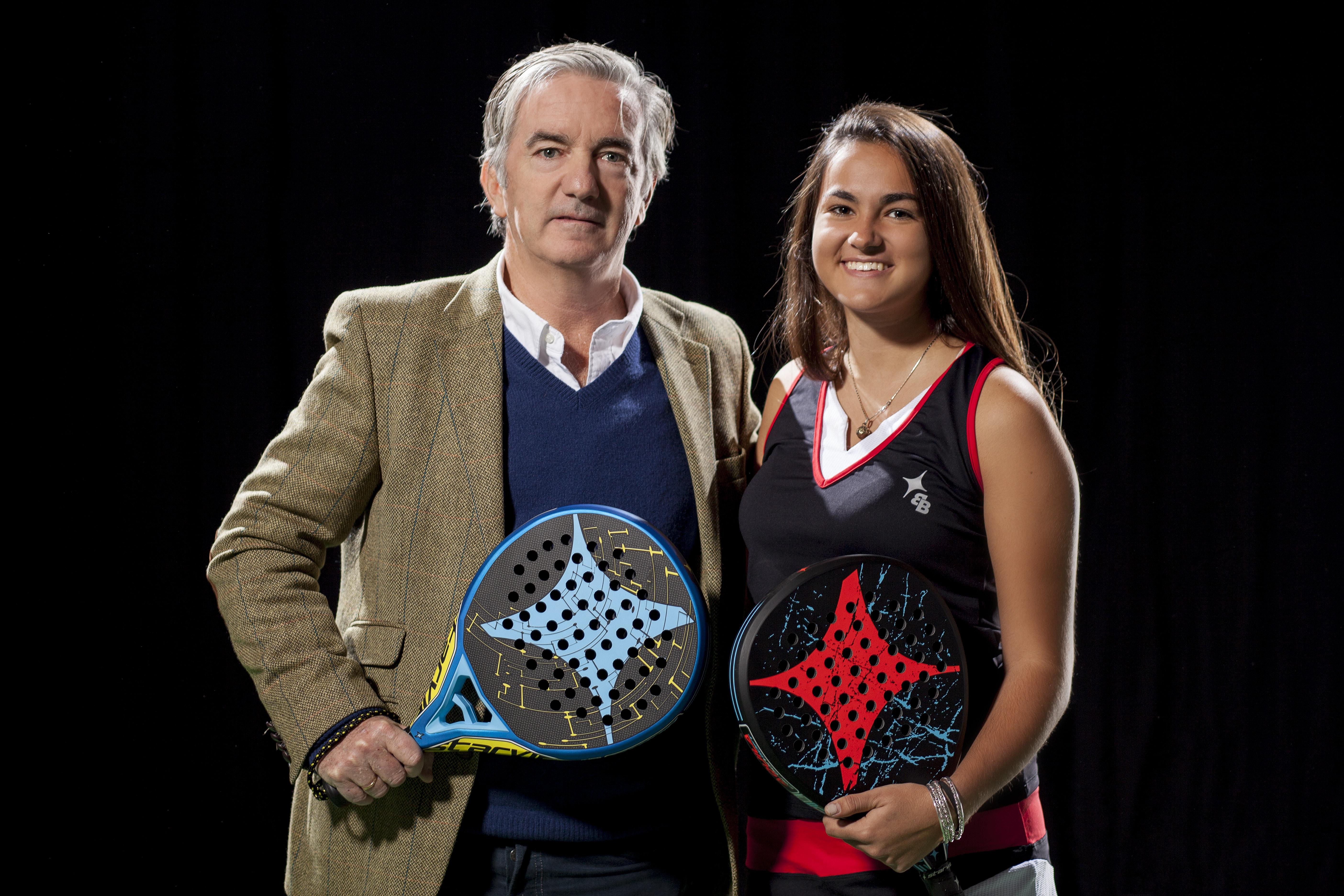 Jorge Gomez de la Vega y Ariadna Cañellas StarVie