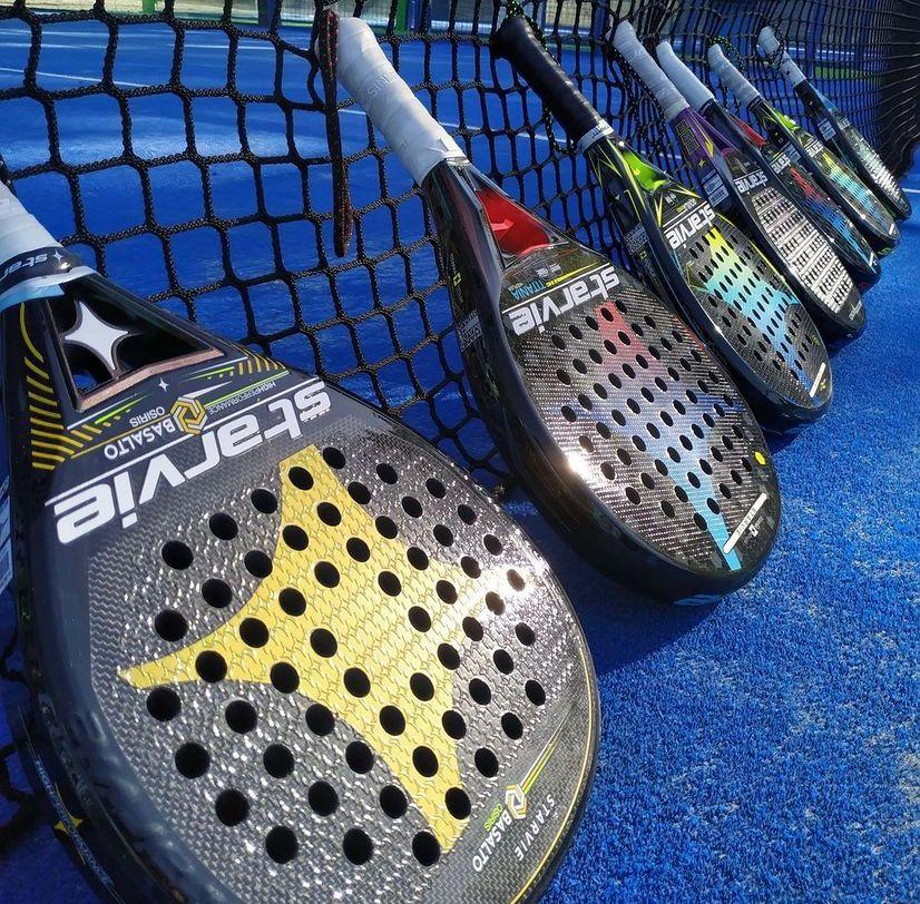 StarVie padel racket weight
